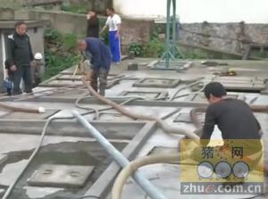 嵊泗县石柱村和尚官生猪养殖场排污管已拆除