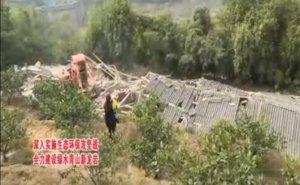新罗:开展铁腕治污行动 推进禁养区猪场拆除工作