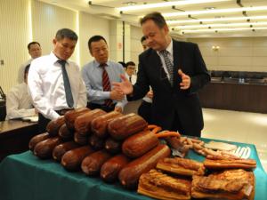 金锣与德国BK达成战略合作 引领中国肉制