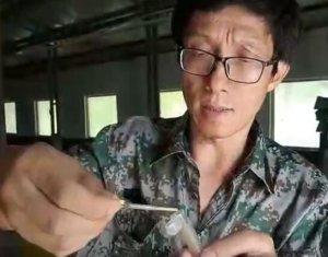 樊福好亲授――简单、高效唾液采集法!