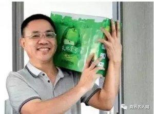 """广东天地食品集团董事长陈生:北大出身的""""杀猪大王"""",将苹果醋和猪肉卖遍全国"""