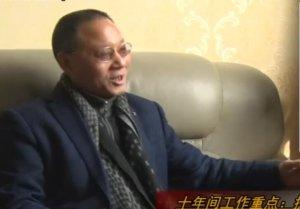 """科信药业董事长张洪培专访--""""蓝圆转阴""""助力养猪大国走向养猪强国"""