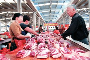 这里生猪收购一天一价 累计已上涨50%