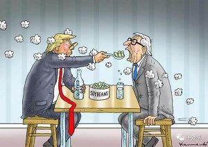 美欧贸易战突然不打了?这才是背后的真正玄机!