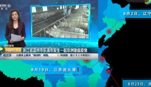 央视报道20天连发四起的非洲猪瘟!该如何防控?