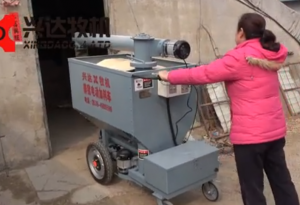 养猪场自动送料设备,家畜饲养用自动喂猪机