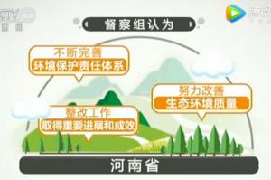 中央环保督察组:河南部分整改任务未按要求完成