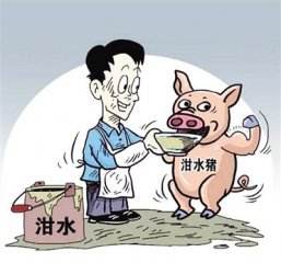 """禁止泔水喂猪后,我们该用啥便宜又安全的""""猪饲料""""?"""