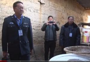 四川盐源县立案查处一起非洲猪瘟防控期间 用泔水喂猪案件!
