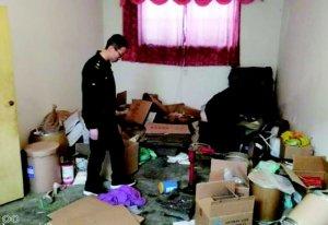 平度:村里租民房制售假兽药 隐蔽窝点被捣毁