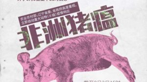 仇华吉:非洲猪瘟防控