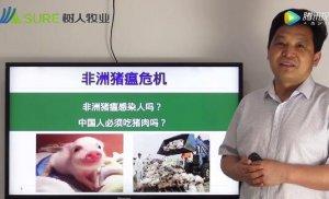 文利新教授:不吃猪肉和猪油,中国人将胖一倍