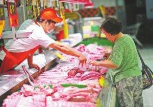 业界:预计下半年猪肉价格持续上涨