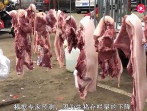 非洲猪瘟还没消灭,猪肉价格持续上涨,以后的猪肉会吃不起吗?